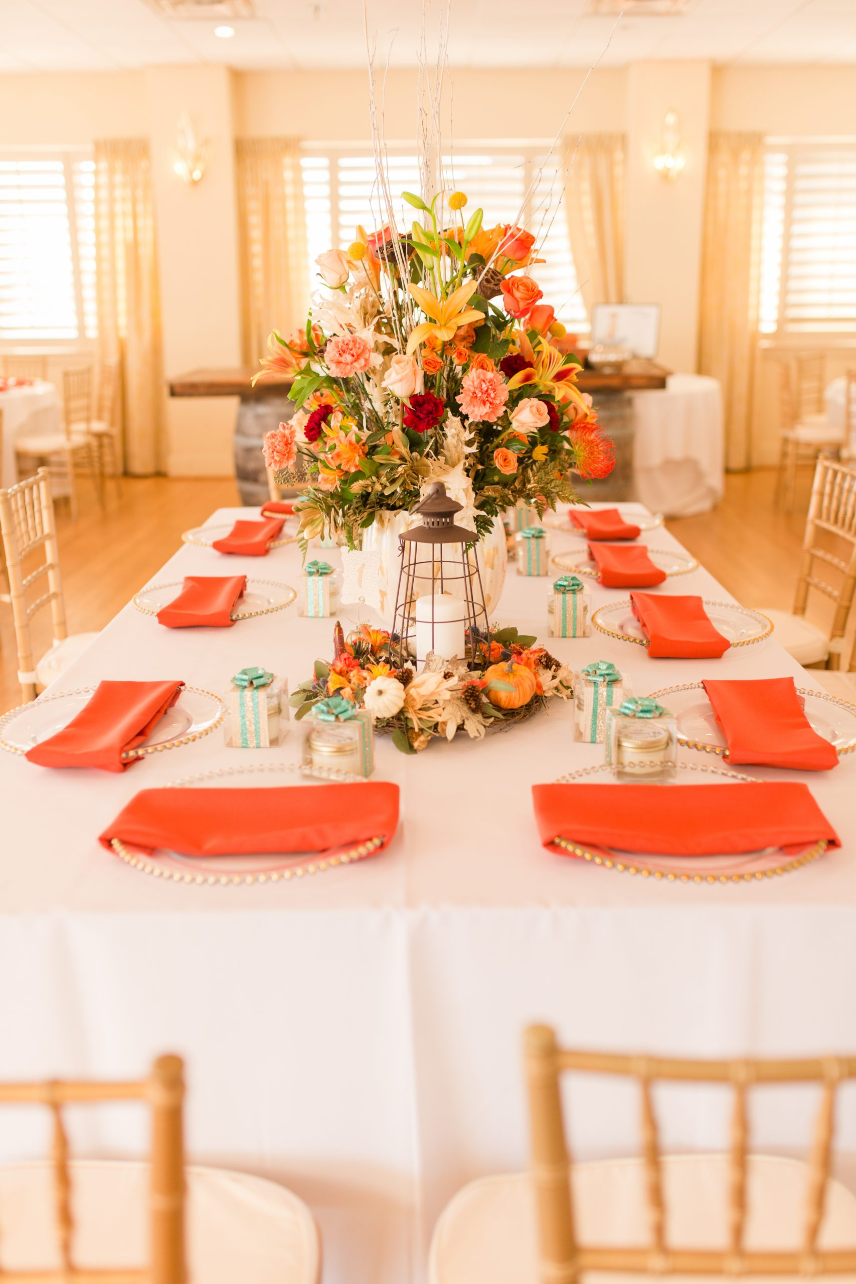 Fall Theme Lesner Inn Evening Wedding (15)