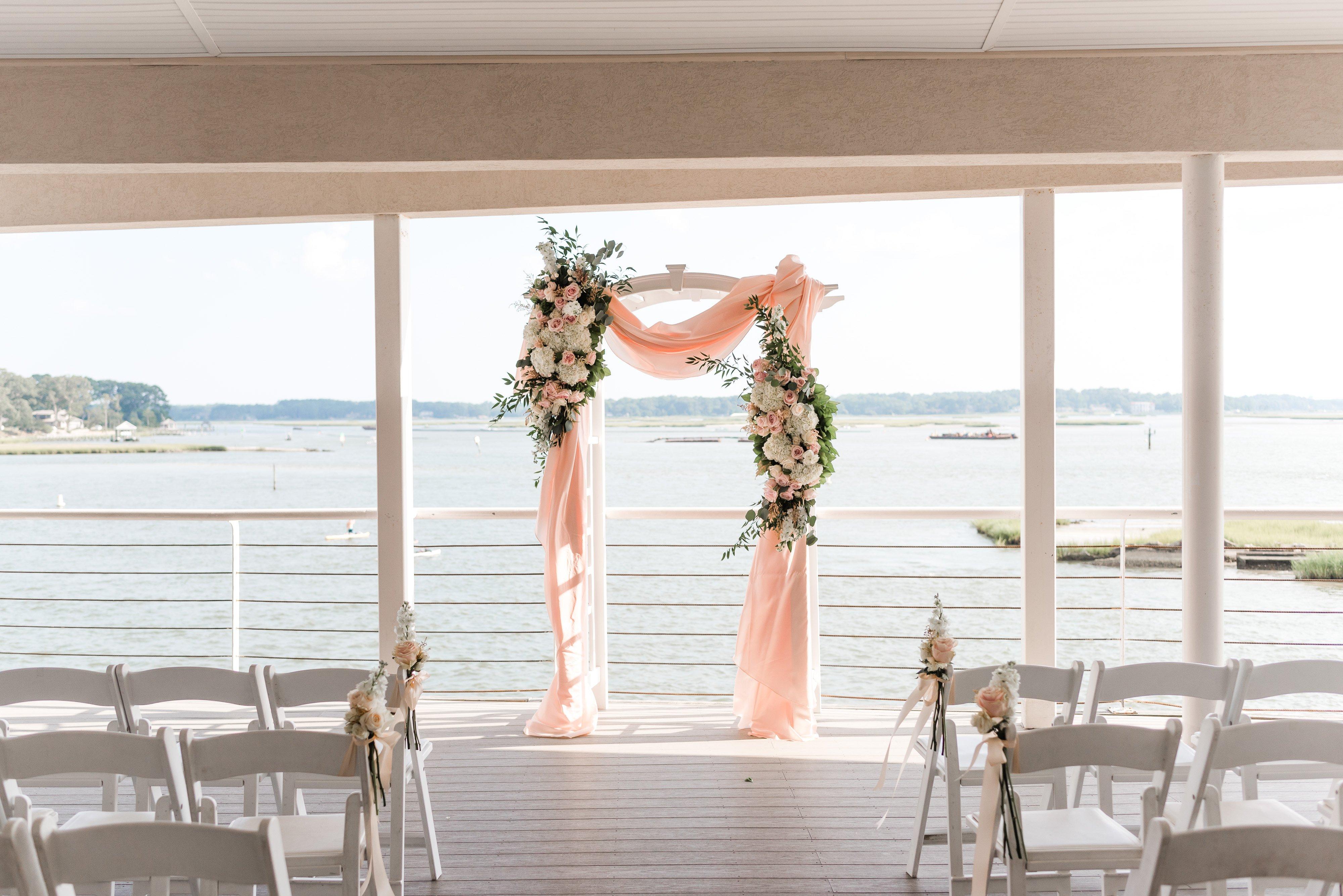 Waterfront Weddings Virginia Beach | Waterfront Wedding ...