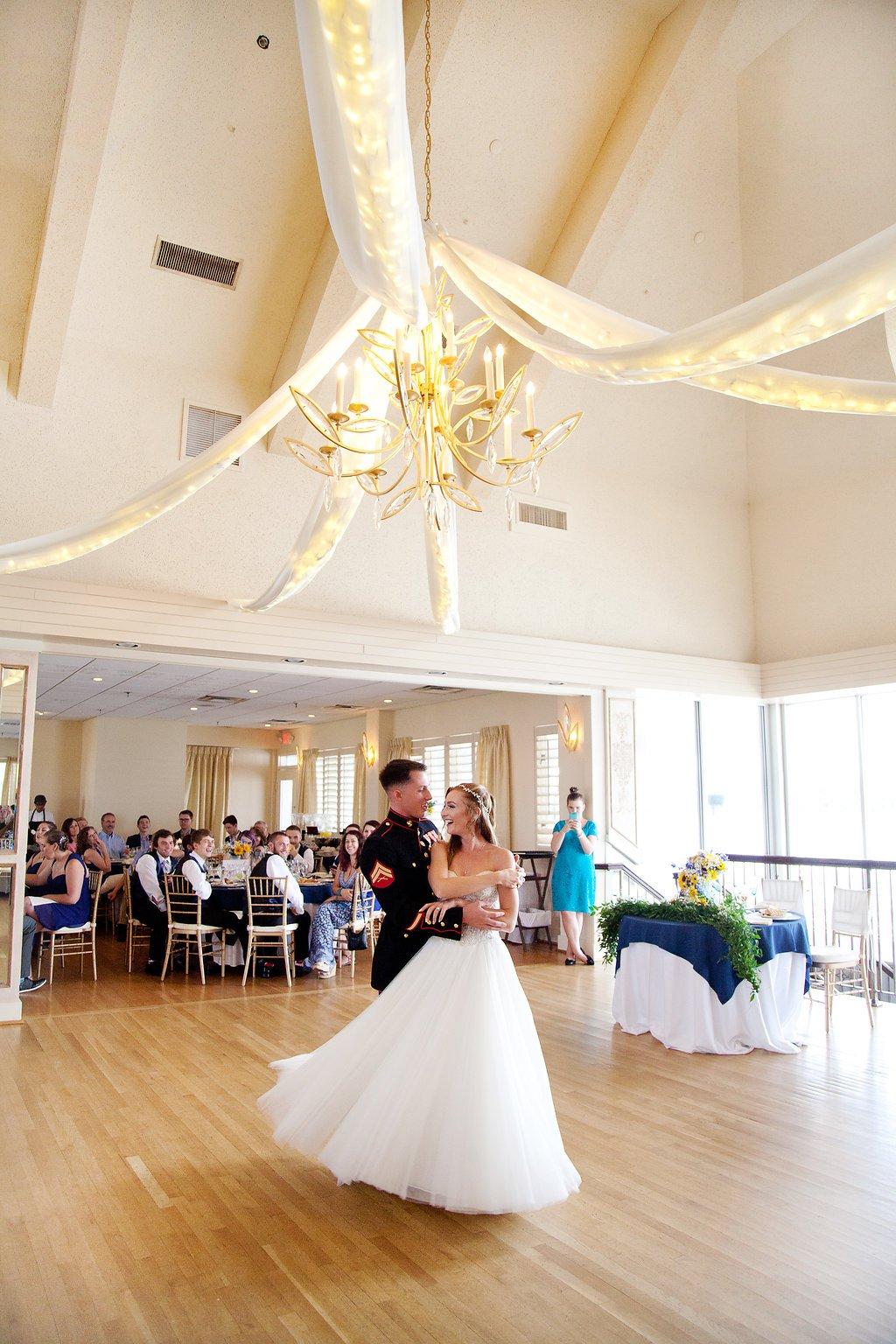 Best-First-Dance-Ballroom-Lesner-Inn-Virginia-Beach-Reception-Kelly-Marie-Photography