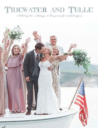 RUSTIC WATERSIDE WEDDING WITH A CEREMONY ON A BOAT