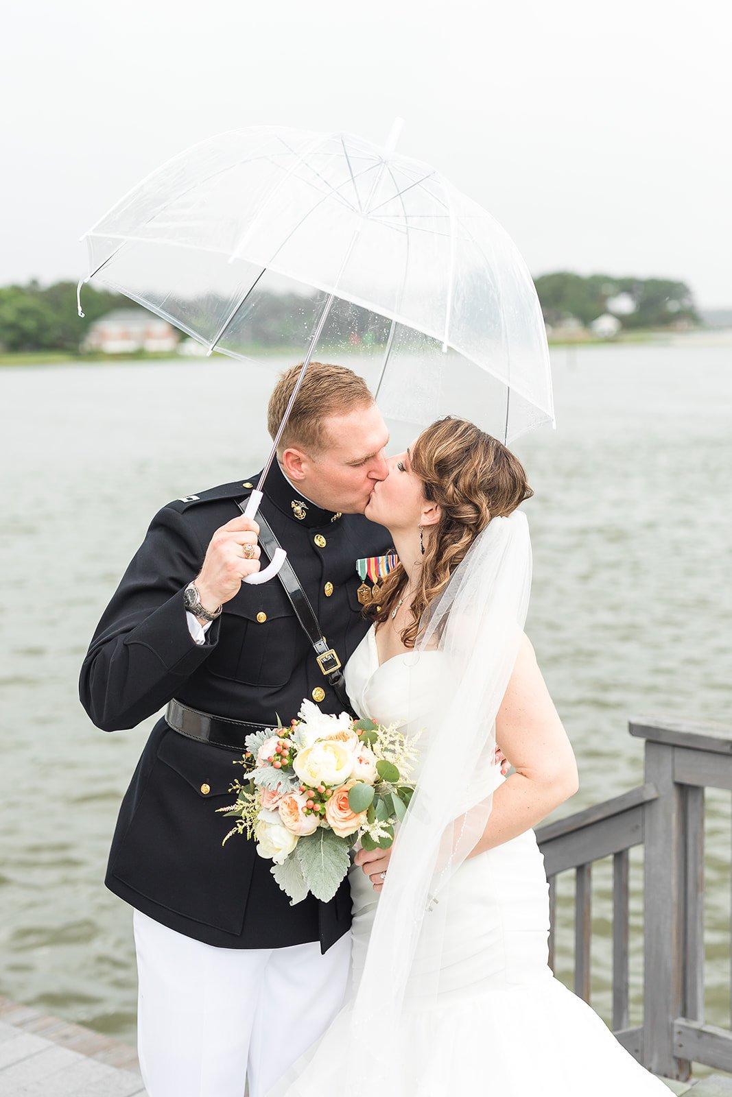 Military Waterfront Wedding Virginia Beach Lesner Inn (5)