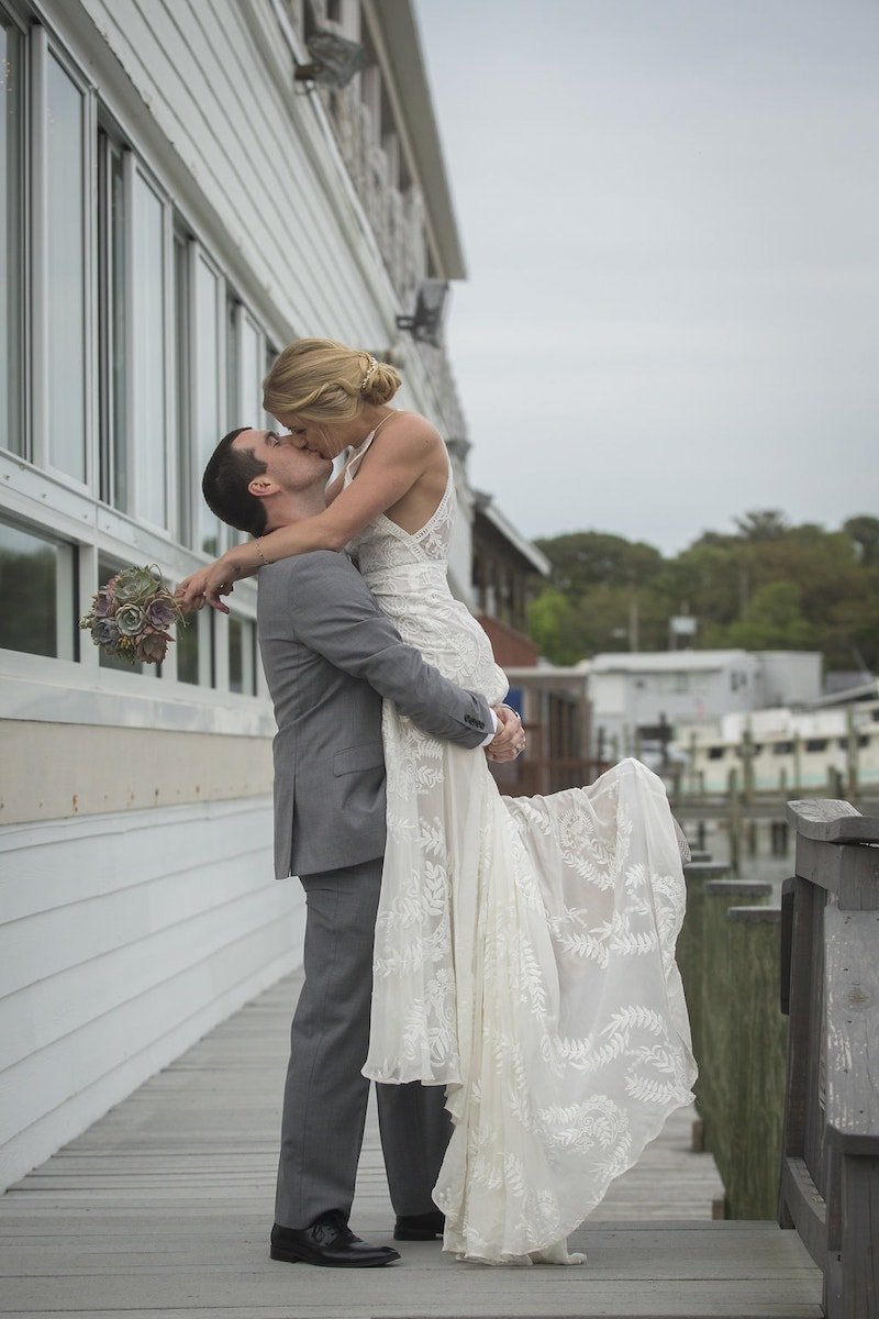 Va Coastal Wedding