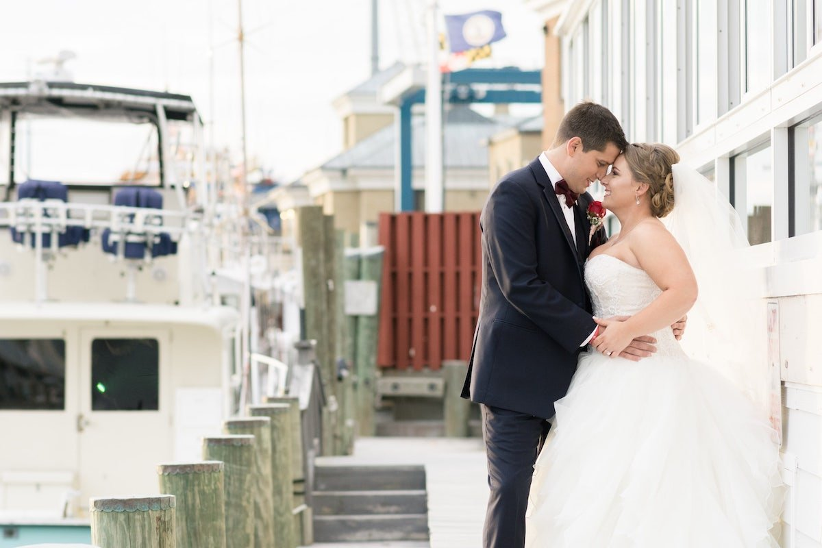 Va Wedding Waterfront