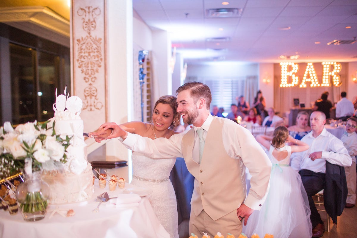 Virginia Beach Budget Friendly Wedding