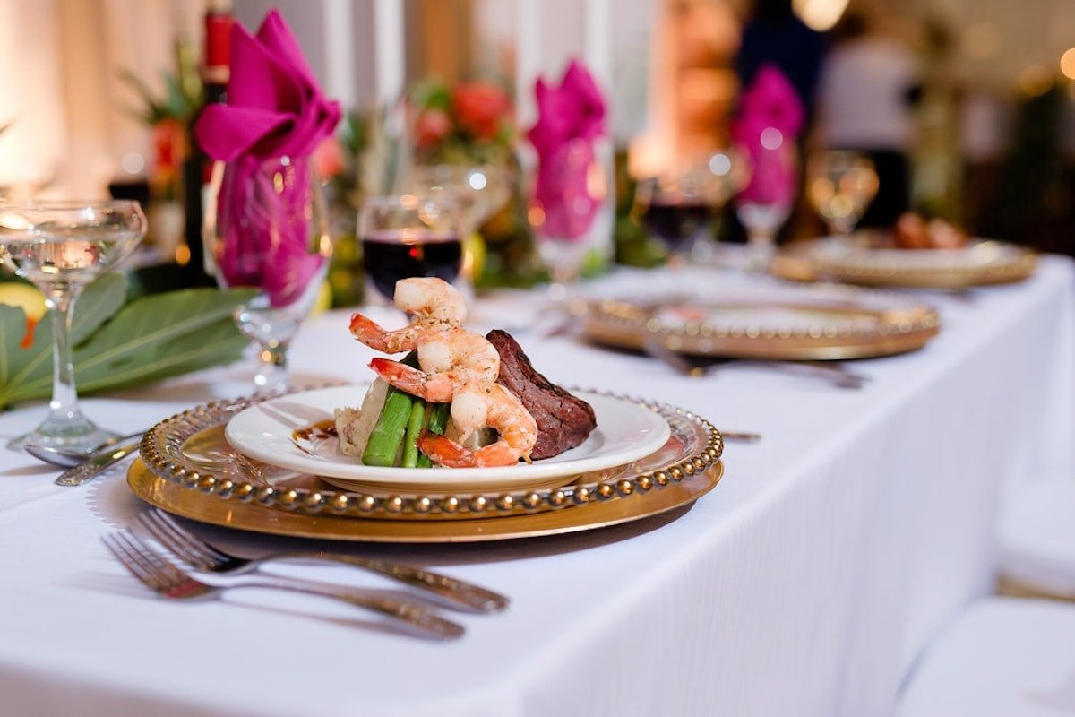 Virginia Wedding Catering