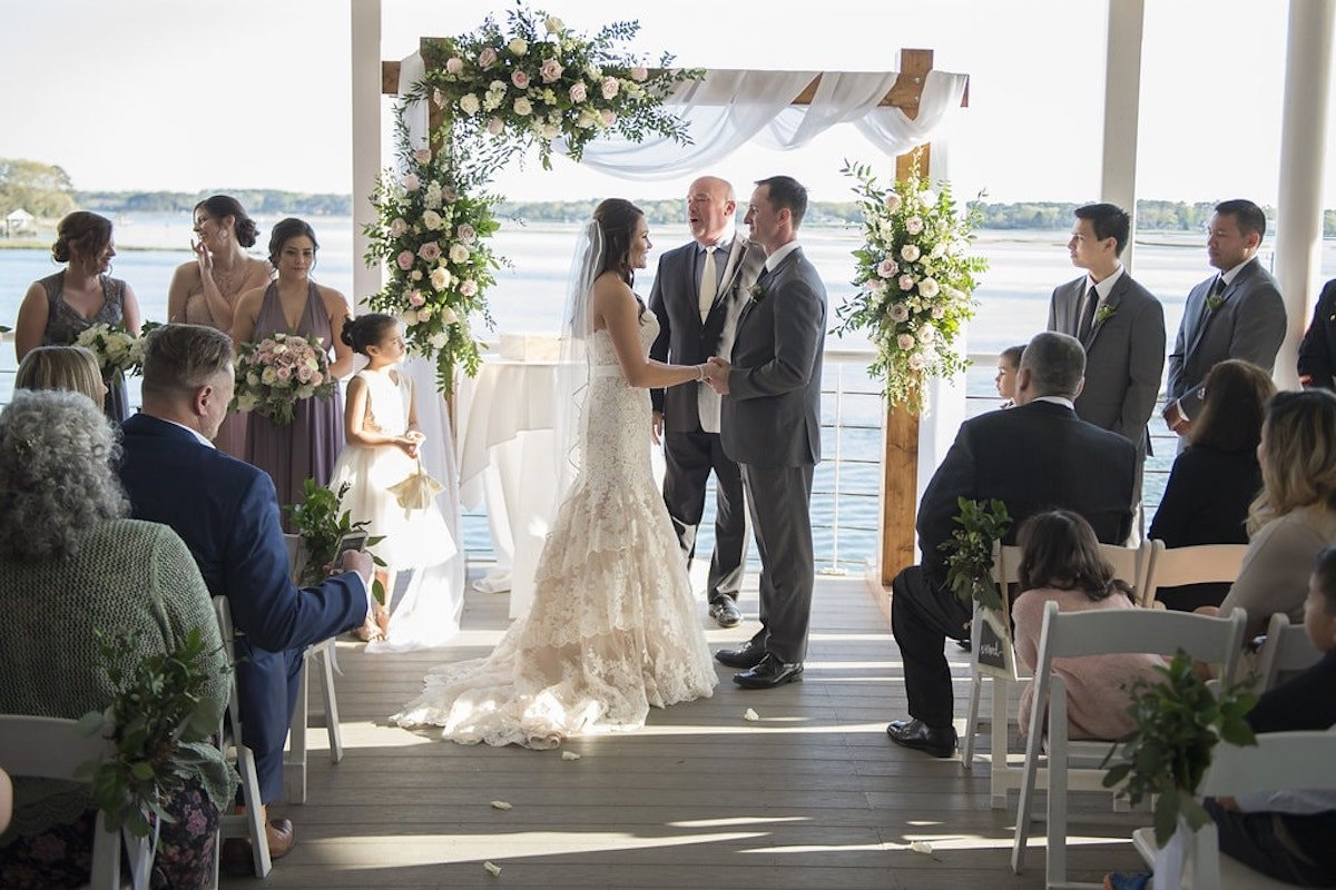 Waterfront Wedding Venue Va